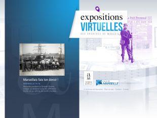 Expositions virtuelles des Archives de Marseille