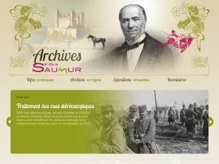 Archives municipales de Saumur