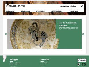 Archives municipales de Rillieux-la-Pape
