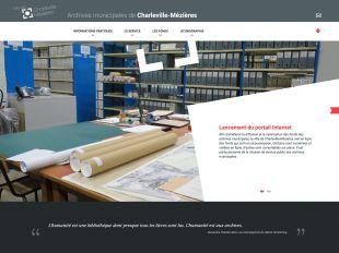 Archives de la ville de Charleville-Mézières
