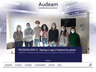 Accueil du site Audeam