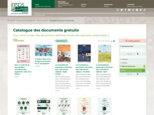 Ressources documentaires de l'IREPS Guadeloupe
