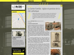 Article de l'encyclopédie du Rize+